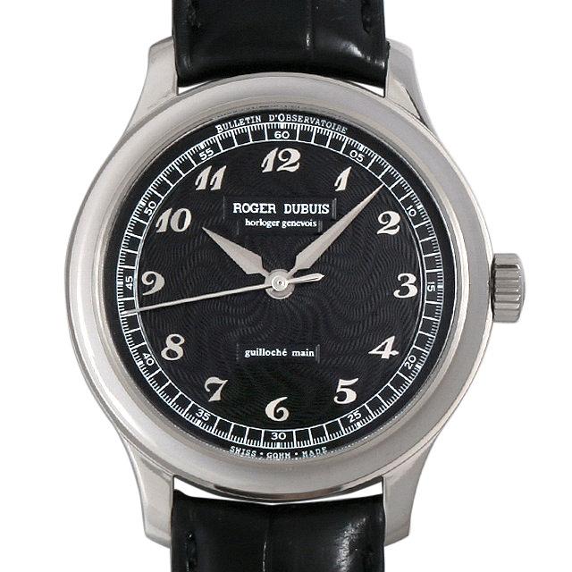 【48回払いまで無金利】ロジェデュブイ オマージュ H37.57.0/G9.4 メンズ(0ABORRAU0001)【中古】【腕時計】【送料無料】