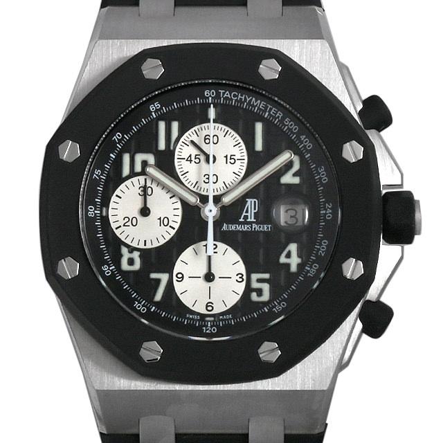 オーデマピゲ ロイヤルオークオフショア クロノグラフ 25940SK.OO.D002CA.01 メンズ(0AYZAPAU0001)【中古】【腕時計】【送料無料】