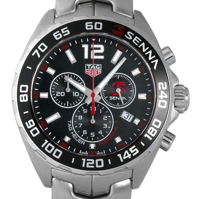 タグホイヤー フォーミュラ1 アイルトン・セナ エディション CAZ1015.BA0883 メンズ(007NTHAN0145)【新品】【腕時計】【送料無料】