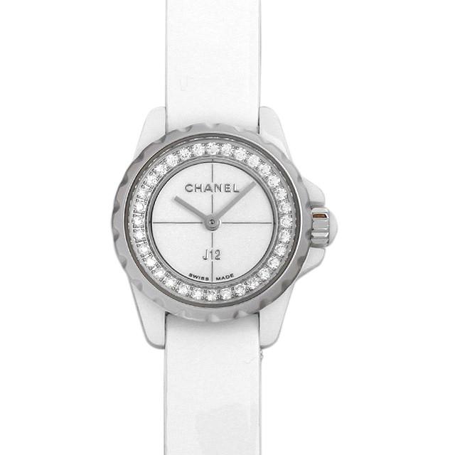 シャネル J12 XS ホワイト H4664 レディース(002GCHAR0005)【新品】【腕時計】【送料無料】