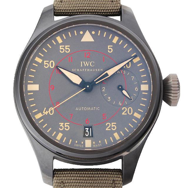 IWC ビッグパイロット トップガン ミラマー IW501902 メンズ(002YIWAN0003)【新品】【腕時計】【送料無料】
