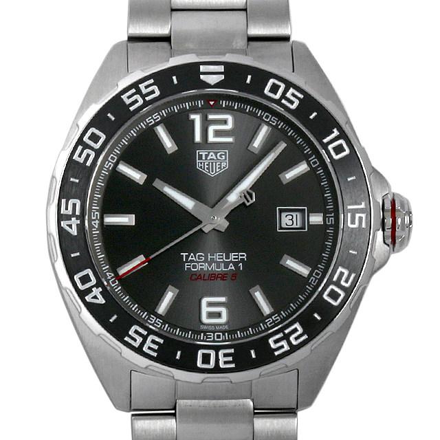 【48回払いまで無金利】タグホイヤー フォーミュラ1 キャリバー5 WAZ2011.BA0842 メンズ(004UTHAN0359)【新品】【腕時計】【送料無料】