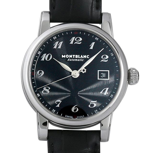 【48回払いまで無金利】SALE モンブラン スター デイト オートマチック 107314 メンズ(0063MLAS0001)【未使用】【腕時計】【送料無料】