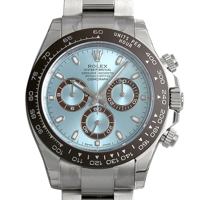 ロレックス コスモグラフ デイトナ 116506 アイスブルー メンズ(0AXRROAS0001)【中古】【未使用】【腕時計】【送料無料】