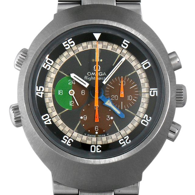 オメガ フライトマスター 前期型 145.013 メンズ(006XOMAA0018)【アンティーク】【腕時計】【送料無料】