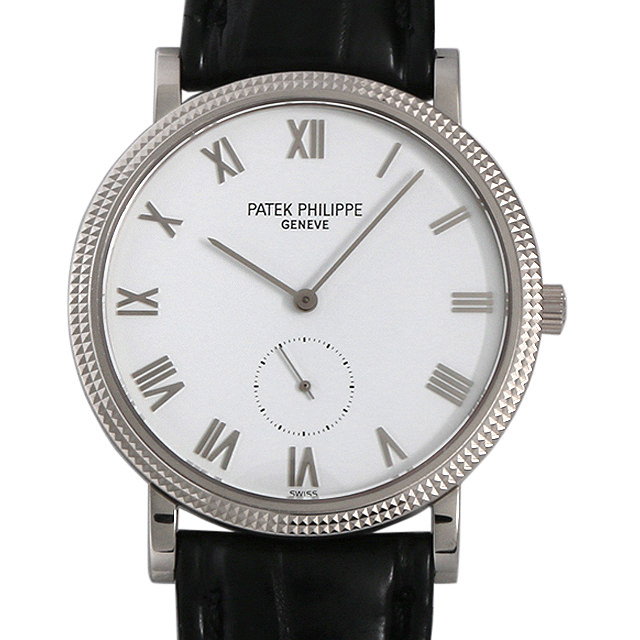 Patek Philippe Calatrava Japan Limited Edition 3919SG-001 men (006XPPAU0030)