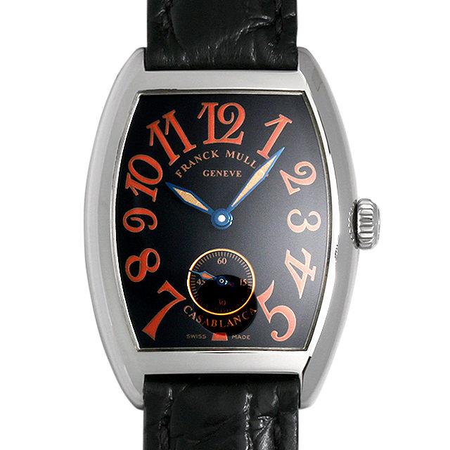 【48回払いまで無金利】フランクミュラー カサブランカ サハラ 7502S6CASA SAHARA AC ボーイズ(ユニセックス)(007UFRAU0082)【中古】【腕時計】【送料無料】