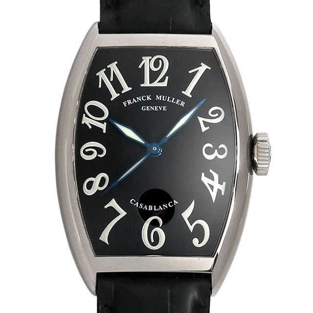 【48回払いまで無金利】フランクミュラー カサブランカ 5850CASA OG メンズ(008KFRAU0025)【中古】【腕時計】【送料無料】