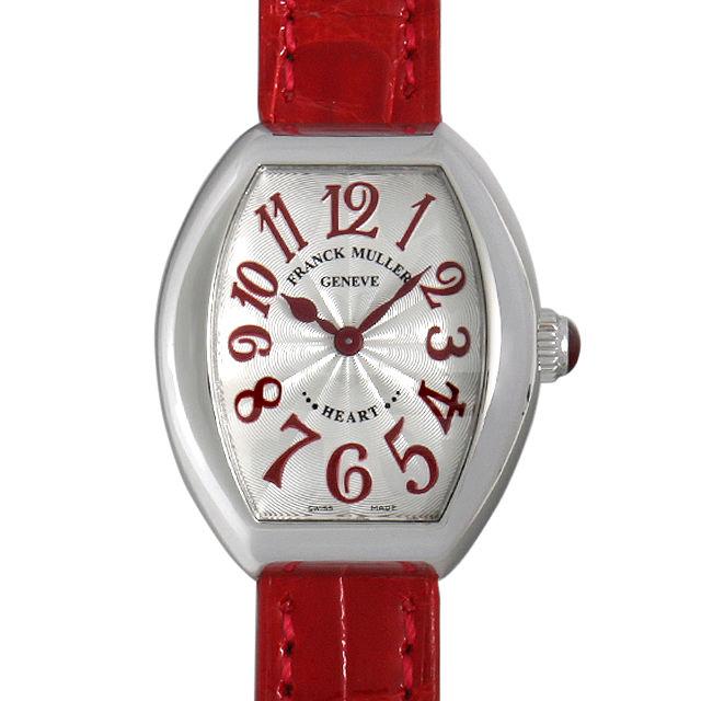 【48回払いまで無金利】SALE フランクミュラー ハートトゥハート 5002SQZ AC レディース(008KFRAU0027)【中古】【腕時計】【送料無料】