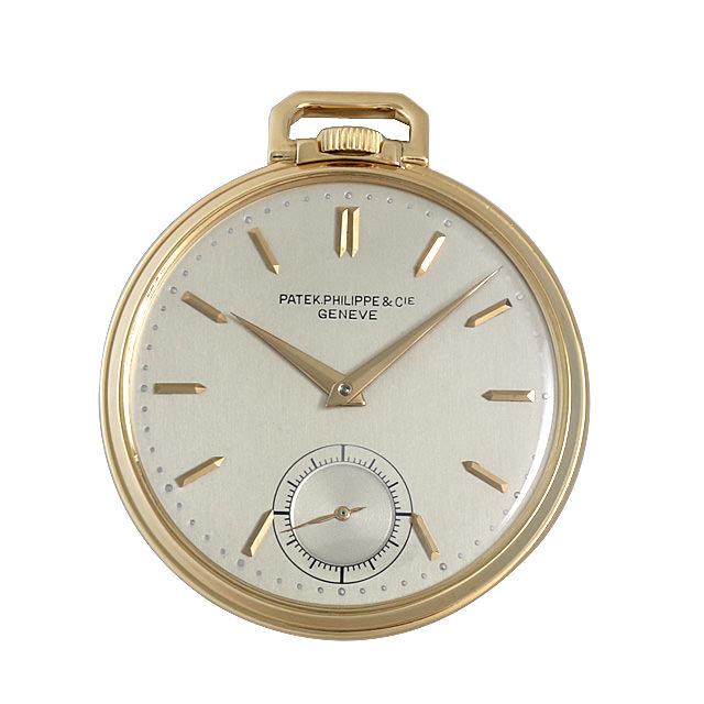 パテックフィリップ ポケットウォッチ 600/2J メンズ(02YWPPAU0002)【中古】【腕時計】【送料無料】