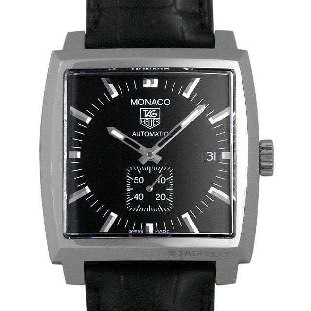 タグホイヤー モナコ WW2110.FC6177 メンズ(07E4THAU0002)【中古】【腕時計】【送料無料】