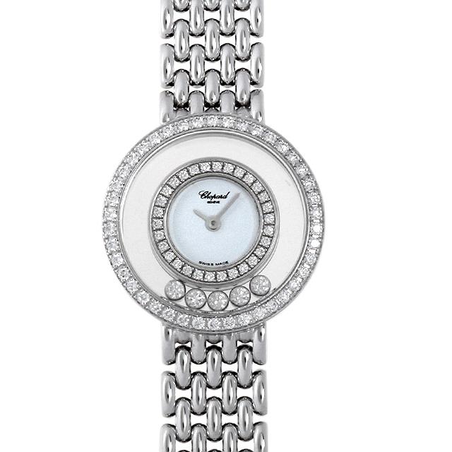 ショパール ハッピーダイヤモンド 20/5691 レディース(0AUYCPAU0001)【中古】【腕時計】【送料無料】