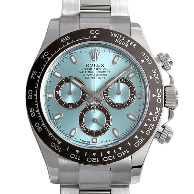 【48回払いまで無金利】ロレックス コスモグラフ デイトナ 116506 アイスブルー メンズ(0B5LROAU0001)【中古】【腕時計】【送料無料】