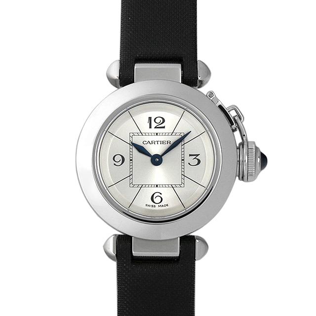 カルティエ ミスパシャ W3140025 レディース(0066CAAN0699)【新品】【腕時計】【送料無料】