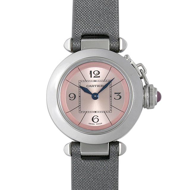 【48回払いまで無金利】カルティエ ミスパシャ W3140026 レディース(0066CAAN0698)【新品】【腕時計】【送料無料】