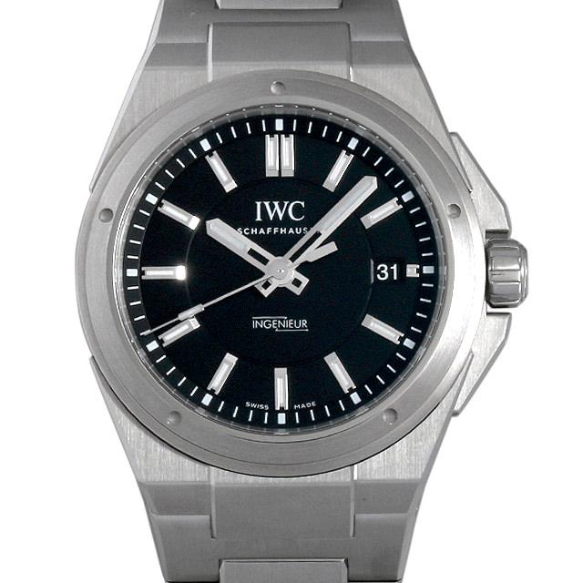 IWC インヂュニア オートマティック IW323902 インジュニア メンズ(001HIWAS0002)【中古】【未使用】【腕時計】【送料無料】