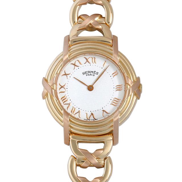 エルメス ルバン RU2.270 レディース(001HHEAU0008)【中古】【腕時計】【送料無料】