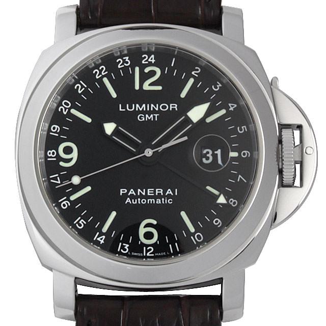【48回払いまで無金利】パネライ ルミノールGMT C番 PAM00063 メンズ(0063OPAU0013)【中古】【腕時計】【送料無料】