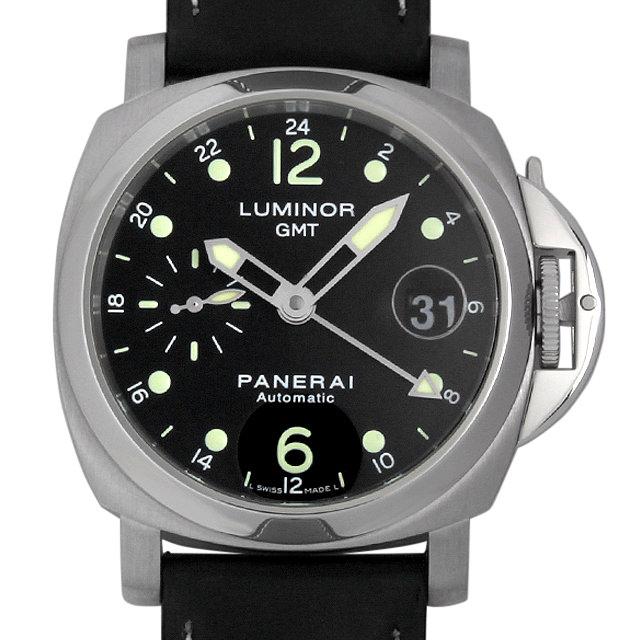 【48回払いまで無金利】パネライ ルミノールGMT G番 PAM00159 メンズ(006XOPAU0071)【中古】【腕時計】【送料無料】