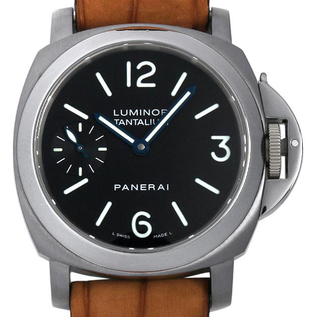 パネライ ルミノール タンタリウム 世界限定300本 F番 PAM00172 メンズ(006XOPAU0072)【中古】【腕時計】【送料無料】