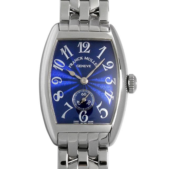 【48回払いまで無金利】フランクミュラー トノーカーベックス 1750S6 OAC レディース(007UFRAU0095)【中古】【腕時計】【送料無料】