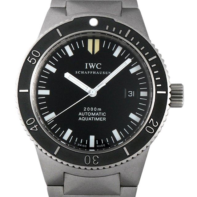 【48回払いまで無金利】IWC GSTアクアタイマー IW353601(3536-001) メンズ(007UIWAU0065)【中古】【腕時計】【送料無料】