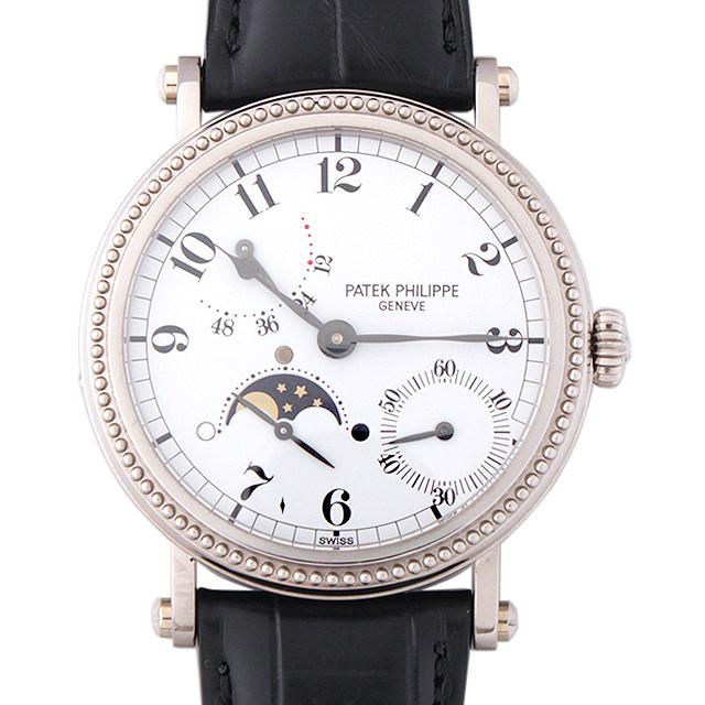 パテックフィリップ プチコンプリケーション オフィサー 5015G メンズ(009VPPAU0071)【中古】【腕時計】【送料無料】