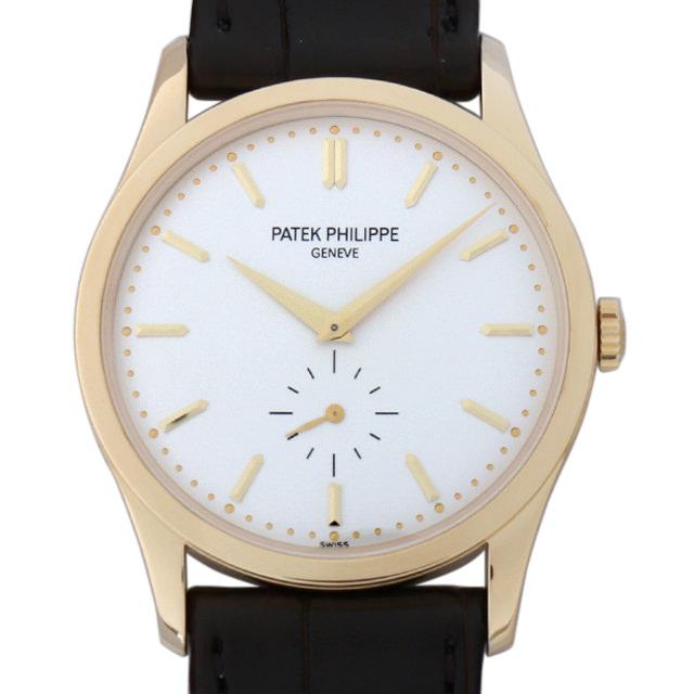 パテックフィリップ カラトラバ 5196J-001 メンズ(044MPPAU0005)【中古】【腕時計】【送料無料】