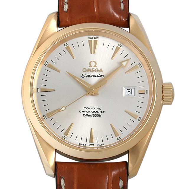 オメガ シーマスター アクアテラ クロノメーター 2603.30 メンズ(006MOMAR0019)【新品】【腕時計】【送料無料】