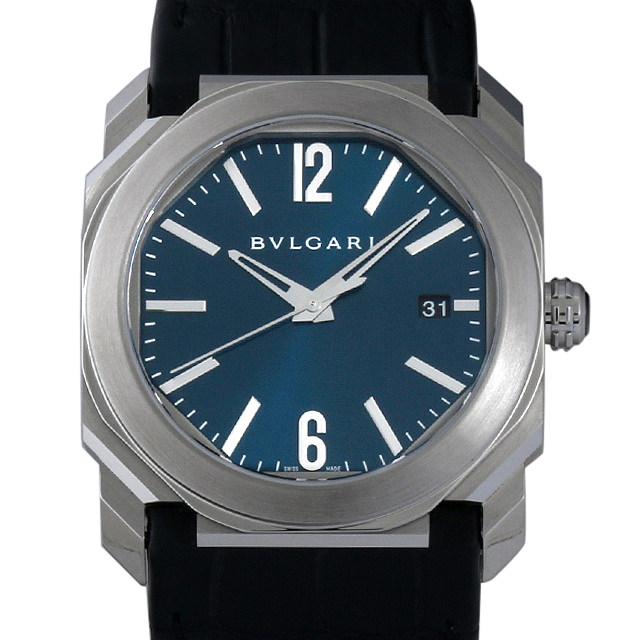 【48回払いまで無金利】ブルガリ オクト ソロテンポ BGO38C3SLD メンズ(0671BVAN0020)【新品】【腕時計】【送料無料】