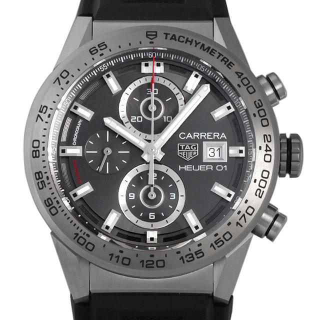 【48回払いまで無金利】タグホイヤー カレラ キャリバーホイヤー01 クロノグラフ CAR208Z.FT6046 メンズ(002GTHAR0019)【新品】【腕時計】【送料無料】