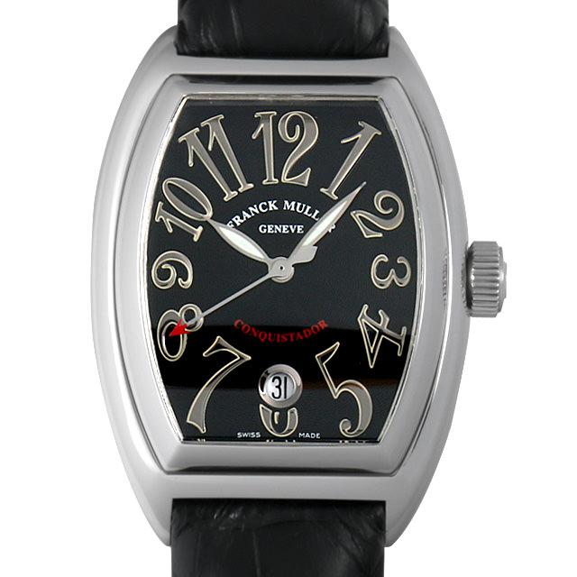 【48回払いまで無金利】フランクミュラー コンキスタドール 8002SC AC メンズ(007UFRAU0103)【中古】【腕時計】【送料無料】