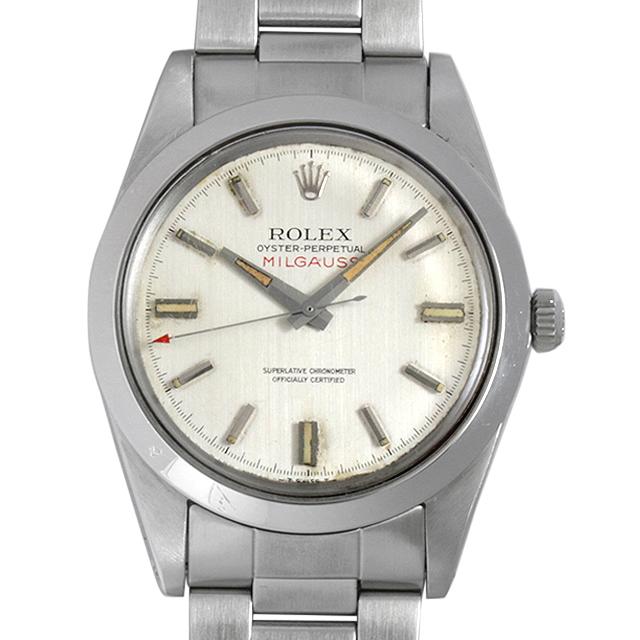 【48回払いまで無金利】SALE ロレックス ミルガウス 19番 1019 メンズ(0BJPROAA0001)【アンティーク】【腕時計】【送料無料】