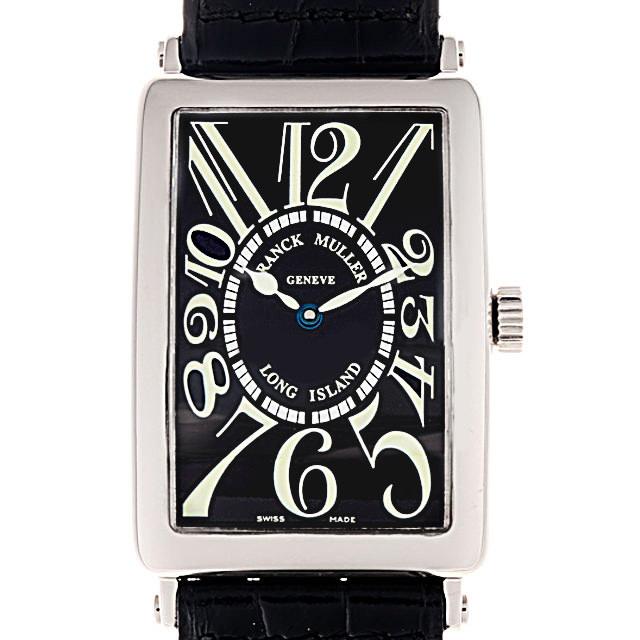 【48回払いまで無金利】フランクミュラー ロングアイランド 1000SC OG メンズ(0C1XFRAU0001)【中古】【腕時計】【送料無料】
