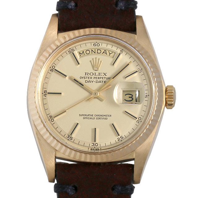 【48回払いまで無金利】SALE ロレックス デイデイト28番 1803 メンズ(0C5NROAA0001)【アンティーク】【腕時計】【送料無料】