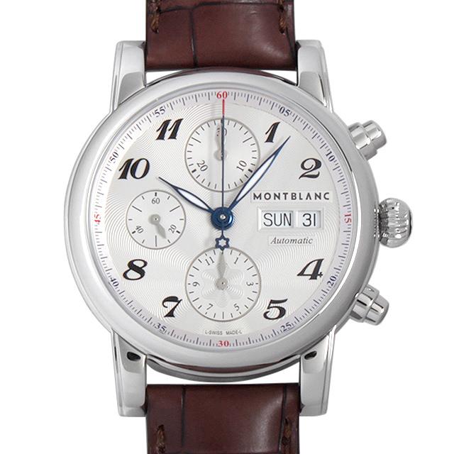 【48回払いまで無金利】モンブラン スター クロノグラフ オートマティック 106466 メンズ(006TMLAN0004)【新品】【腕時計】【送料無料】