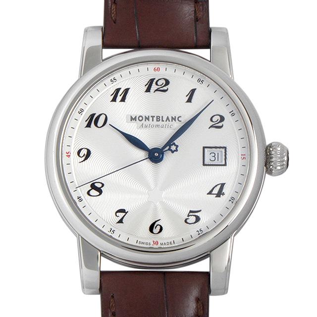 【48回払いまで無金利】モンブラン スター デイト オートマティック 107315 メンズ(006TMLAN0005)【新品】【腕時計】【送料無料】