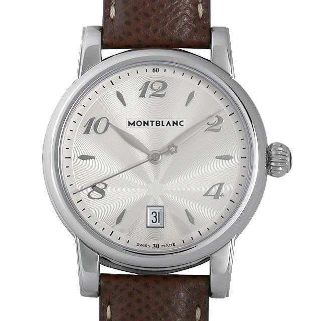 【48回払いまで無金利】モンブラン スター デイト 108762 メンズ(005RMLAN0002)【新品】【腕時計】【送料無料】