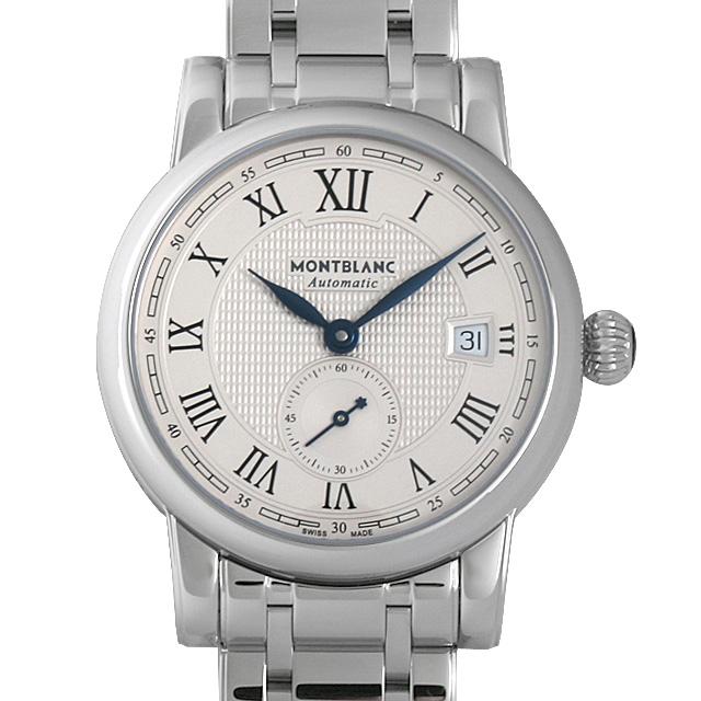 【48回払いまで無金利】モンブラン スター ローマン スモールセコンド オートマティック 111912 メンズ(0066MLAN0070)【新品】【腕時計】【送料無料】