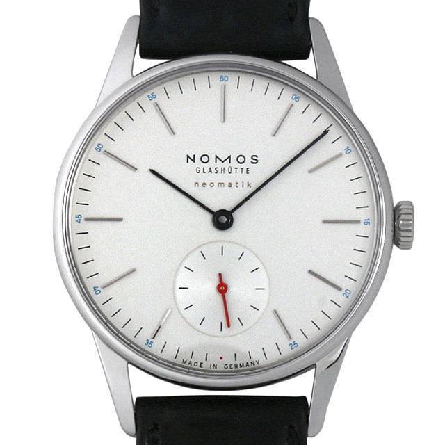 【48回払いまで無金利】ノモス オリオン ネオマティック OR130013W2(392) メンズ(002GNOAR0048)【新品】【腕時計】【送料無料】