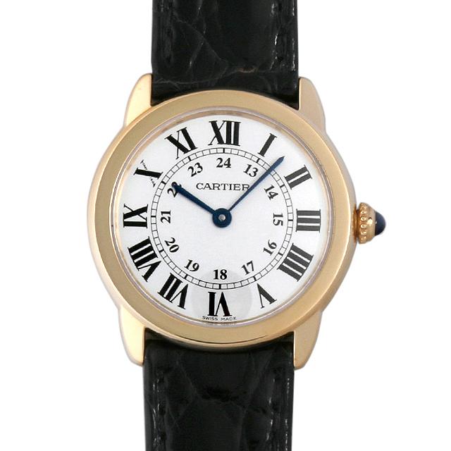 【48回払いまで無金利】カルティエ ロンド ソロ ドゥ カルティエ W6700355 レディース(0066CAAN0794)【新品】【腕時計】【送料無料】