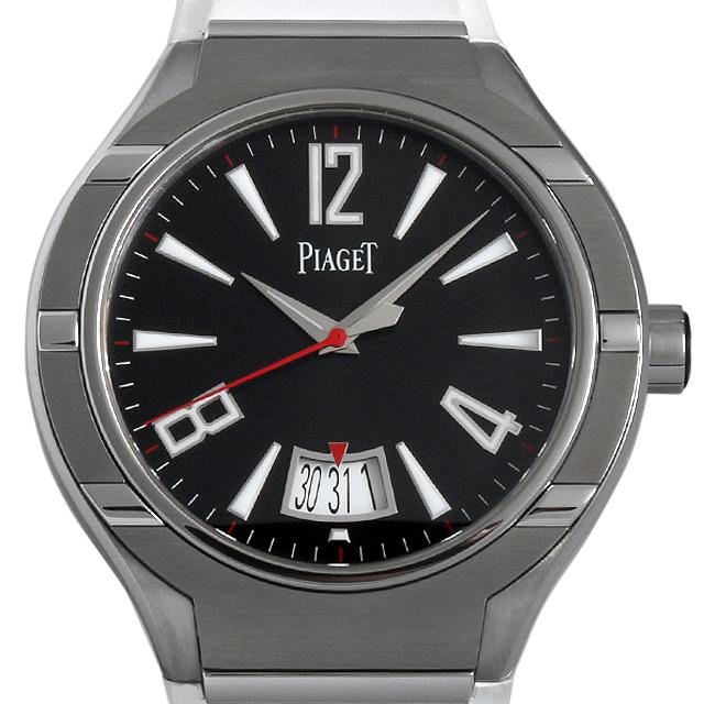 【48回払いまで無金利】SALE ピアジェ ポロ45 G0A34011 メンズ(0063PIAU0001)【中古】【腕時計】【送料無料】