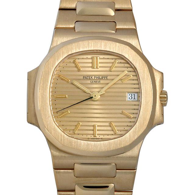 【48回払いまで無金利】パテックフィリップ ノーチラス 3800/001J メンズ(0063PPAU0014)【中古】【腕時計】【送料無料】
