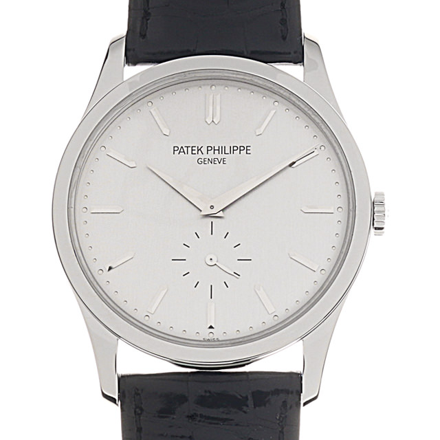 【48回払いまで無金利】SALE パテックフィリップ カラトラバ 5196G-001 メンズ(006WPPAU0002)【中古】【腕時計】【送料無料】