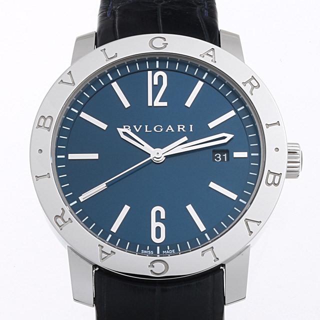 【48回払いまで無金利】ブルガリ ブルガリブルガリ BB41C3SLD メンズ(006XBVAU0005)【中古】【腕時計】【送料無料】