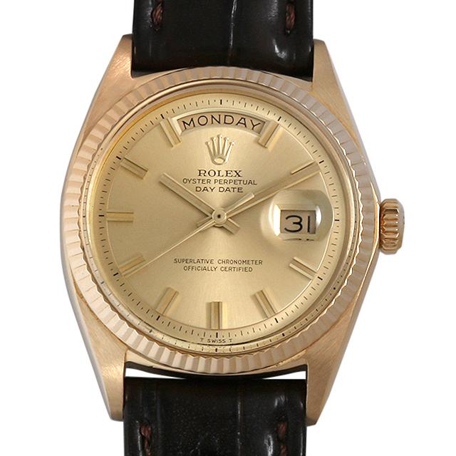 【48回払いまで無金利】SALE ロレックス デイデイト 25番 1803 ワイドボーイ メンズ(008WROAA0020)【アンティーク】【腕時計】【送料無料】