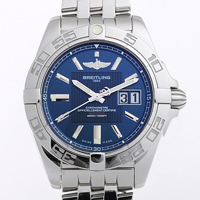 【48回払いまで無金利】SALE ブライトリング ギャラクティック41 A493C06PA(A49350) メンズ(0BCCBRAU0002)【中古】【腕時計】【送料無料】