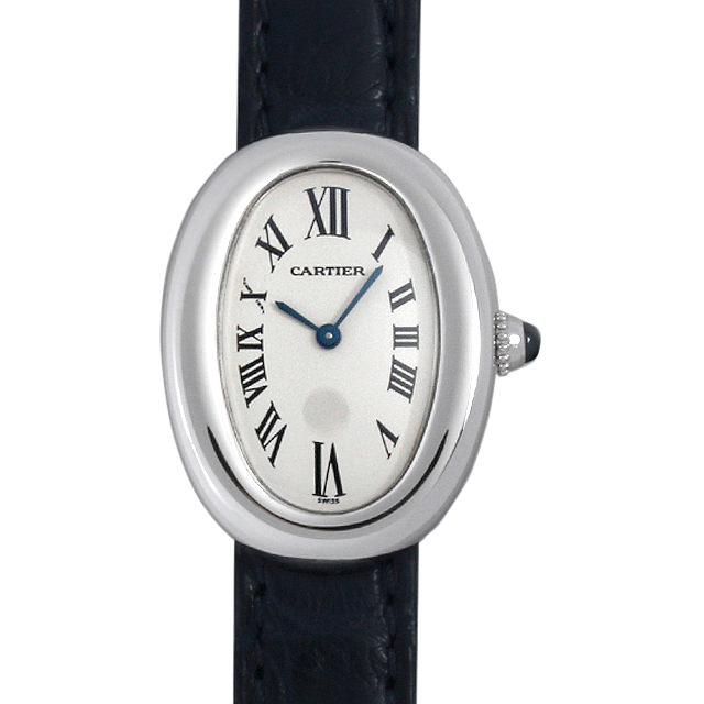 【48回払いまで無金利】カルティエ ベニュワール W1516856 レディース(0C6ACAAU0001)【中古】【腕時計】【送料無料】