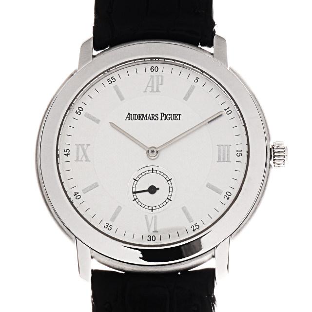 【48回払いまで無金利】オーデマピゲ ジュールオーデマ 125周年記念モデル 15056BC/O/0001CR/01 メンズ(0C9VAPAU0001)【中古】【腕時計】【送料無料】