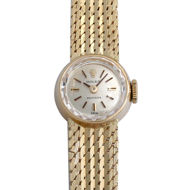 【48回払いまで無金利】ロレックス プレシジョン Cal.1401 レディース(0CGAROAA0001)【アンティーク】【腕時計】【送料無料】